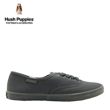 Hush Puppies SG Limited Edition Carla Canvas Sneakers (Women-Black)