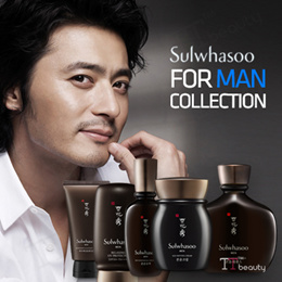 [Sulwhasoo] FOR MEN COLLECTION/ Inner Charging Serum /Skin Reinforcing Emulsion /Age Defying 남성