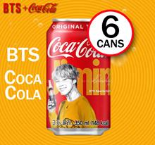 🍾 [BTS] Bangtan Boys Coca Cola 🍾 6 RANDOM CANS