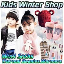 [ORTE] Kids Thermal Wear Gloves Beanie★Winter Socks★Gloves★Neck Warmers★Winter Down Jacket★Fast Shpg