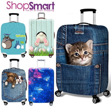 Travel Luggage Bag Protector Cover**46 DESIGNS MORE** 3D Elastic Luggage Cover|3D Organiser