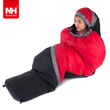 Naturehike Sleeping bags NH15S001-S / Outdoor / Camping / Sports / Travel / Portable / Thick