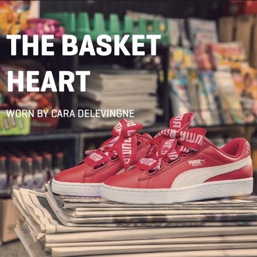 Qoo10 - [PUMA] BASKET HEART DE WNS Big