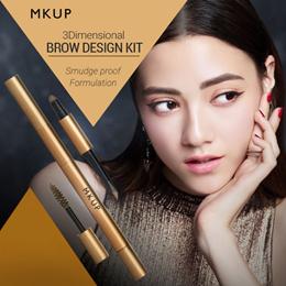 MKUP® 3 Dimensional Brow Design Kit