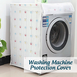 [SG Local Fast Delivery] Washing Machine Protection Cover ★ Laundry Washer Waterproof Protector