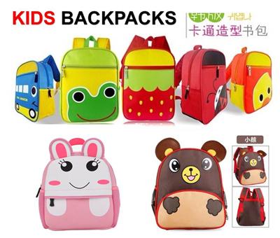 Animal Backpack Kid Children School Bag Cute Cartoons Neoprene Birthday  Children Gift 5480e8d1cba73