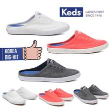 [KEDS] 18SS KEDS MULE SNEAKERS/Korea Big-HIt/sandal sneakers/Trend shoes