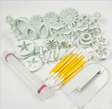 1 set of home cooking tools! Cake printing mold Different Shapes/Sugar moulding tool/Cake pattern