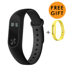 Mi Band 2 + Free yellow strap