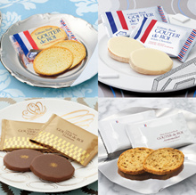 ★ Japanese department store fine rusk ★ Gutédelowa Gattolo Rusk 8 bags [16 pieces] / 13 bags [26 pieces] / Popular Japanese dessert for 110 years / Japanese travel gift / Crispy buttery flavored sweet