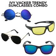 Ivy Vacker Trendy Sunclasses Combo
