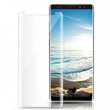 SAMSUNG GALAXY NOTE 8 HD 9H TEMPERED GLASS - CLEAR