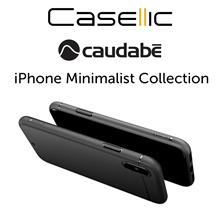 Caudabe Minimalist Case Collection for iPhone XS Max XS X XR / 8 Plus 7 Plus / 8 7 / 100% Authentic