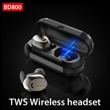 NEW!❤BD800!!TWS HIFI Wireless earphonebluetooth earphone🌟wireless earpiece