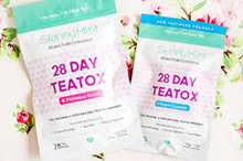 SkinnyMint Skinny Mint Teatox New Year Slimming Detoxify Healthy Drink Detox