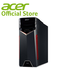 Acer Aspire GX-781 (i770MR81T06) 8GB RAM Gaming Desktop with NVIDIA GeForce GTX 1060