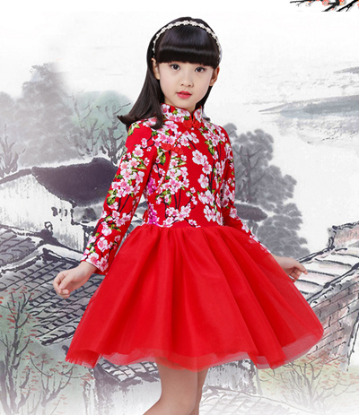 ea573cb1b SALE:Chinese New Year Girls and Boys Costume/Dresses and Accessories (SGD  15.30