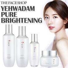 [Pharos]★THE FACE SHOP★Yehwadam Pure Brightening Toner / Emulsion / Essence / Cream