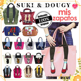 【SG DISTRIBUTOR BUY2FREE】100% AUTHENTIC JAPAN MIS ZAPATOS 💕 BACKPACK TOTE SHOULDER BAG 💕travel bag