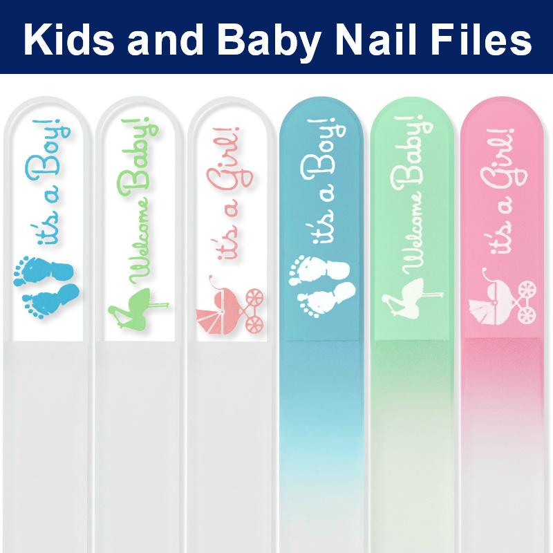 Qoo10 - Kids Glass Nail File : Bath & Body
