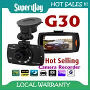 G30 Novatek Full SD 1080P Car Camera Camcorder DVR Night Vision car cam recorder
