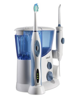 [WATERPIK] WP-900 - Complete Care Water Flosser and Sonic Toothbrush, WP-900