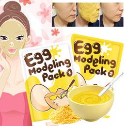 [W.Lab] ✨EGG MODELING PACK✨Pore Clean♥Cooling Down✨