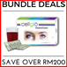 [CHRISTMAS BUNDLE SALES]  6 Box of Cellglo Crystal Eyes 20s --Rich in Caratenoid ---