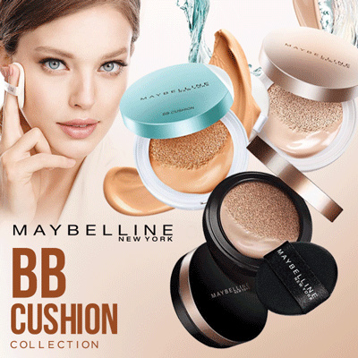 MAYBELLINE Super BB Cushion / BB Cushion Fresh Matte Deals for only Rp225.000 instead of Rp225.000