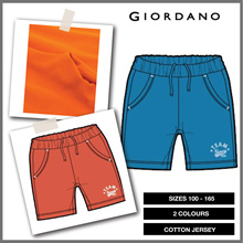 Giordano Junior Drawstring Shorts
