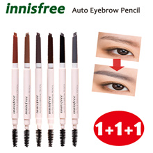 [INNISFREE] ★1+1+1★ 3ea SET! Auto Eye Brow Pencil
