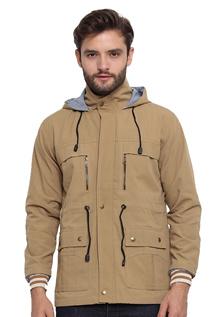 JAVA SEVEN Men's Jacket SHD 002 - Chocolate