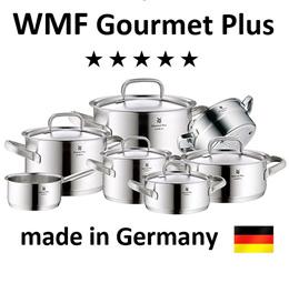 * 쿠폰가 $ 340* ★관부가세포함★ WMF Gourmet Plus 구르메플러스 냄비 7종 세트 / 독일 빠른배송 / made in Germany / 인덕션 사용가능