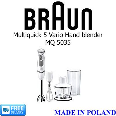 Braun J700 Multiquick 7 Steel Grey Juicer Home & Kitchen