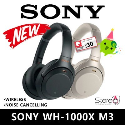 4c251ba3dd1 LATEST SONY WH-1000XM3 Wireless Headphone / Earphone / Noise-Cancelling /  Delivery date