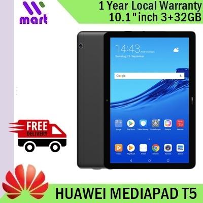 (Local) Huawei Mediapad T5 3GB RAM 10 1in 32GB LTE with Free Case