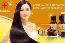1+1+1+1+1 Andrea Hair Growth Essense / Hair Loss Serum for Unisex Thickening 20ml* 5 Box