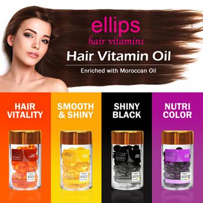 Ellips Hair Vitamin Oil 50 Capsules