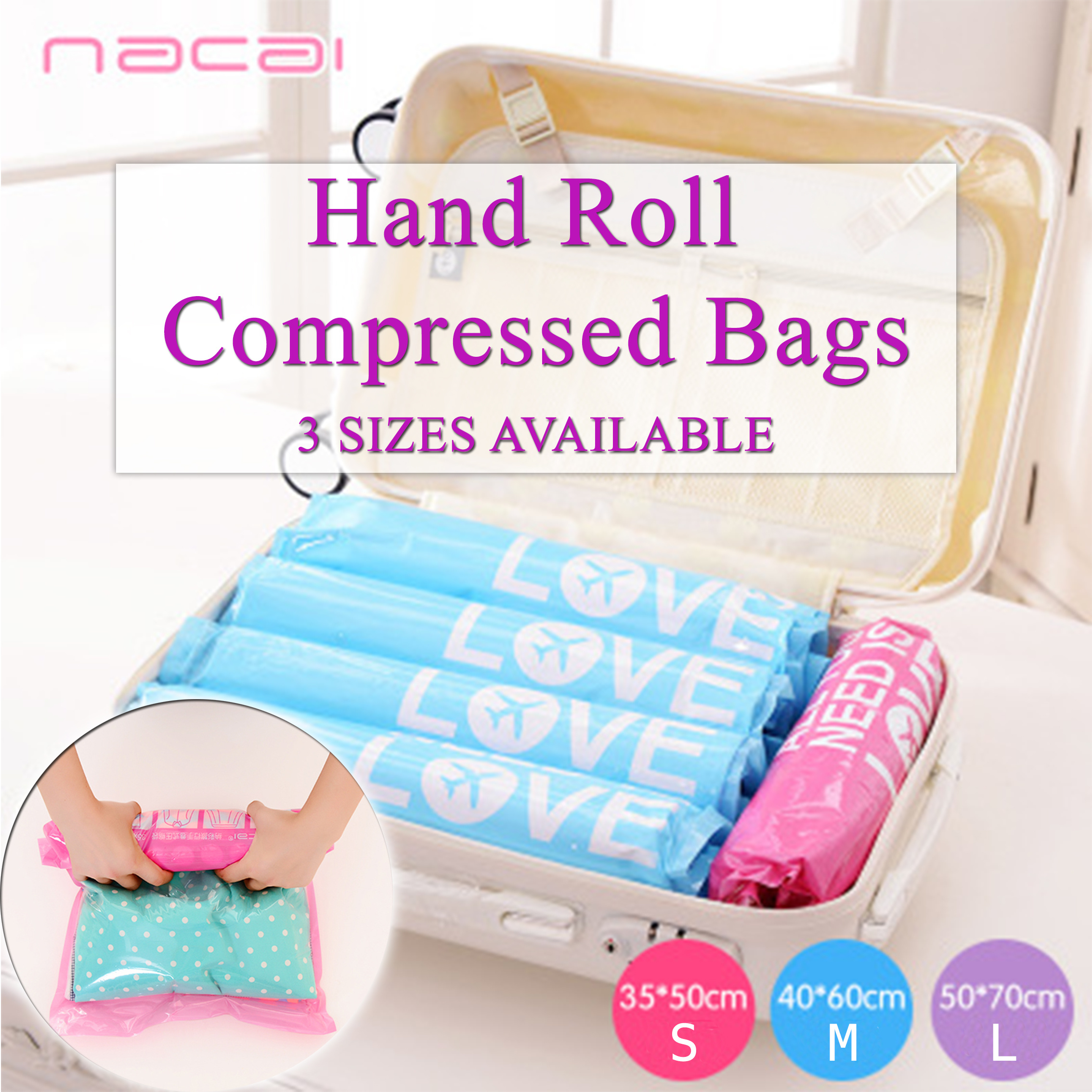 888a1b5210a Show All Item Images. close. fit to viewer. prev next. [Premium Quality]  Muti Compression Bag☆Easily without vacuum!