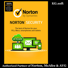 💖Authorised Partner💖Norton Security Premium 2018 for 10 devices + 25GB online storage 1-year