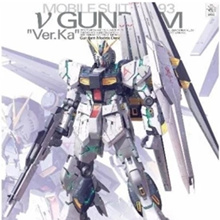 MG Mobile Suit Gundam Chars Counterattack RX-93 νGundam Ver.Ka 1/100