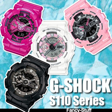 [CASIO G-SHOCK] GMA-S110 COLLECTION📣 Free Half A Year Warranty|100%AUTHENTIC 📣