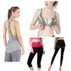 Women Quality Sportswear One Stop Shop . Long Sleeve Sport Shirt Sport bra Sport Pant Short sleeve sleeveless Malaysia Seller
