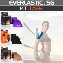 KT TAPE -Up to 7 days stays on in water