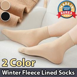 ★New Arrivals★ Womens Winter Fleece Lined Socks