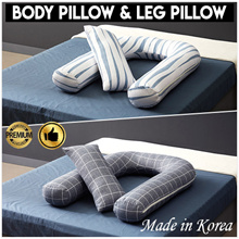 [Singapore Stock] ★Body Pillow ★Made in Korea ★Washable ★Deep Sleep ★Nursing ★ pregnancy