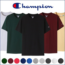 [100% Authentic]★ Champion Unisex T-SHIRT T425 ★ ADULT SHORT SLEEVE T-SHIRT ★ 10 Various Colors ★