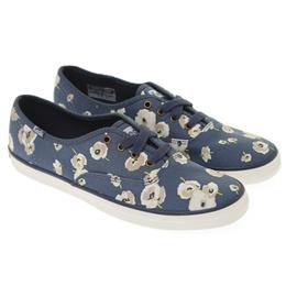 [Keds] CHAMPION POPPY (WF54583) Navy (NV) sneakers