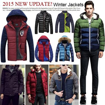 7843a2ec104 [FREE SHIPPING] * NEW ARRIVAL* Men Winter Jackets/Warm Cotton Coats/ 17  TYPES/ Men Winter Down Jacket / Travel Necessities/ Men Winter Coats