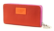 Direct from Germany -  GEORGE GINA & LUCY Ball Istic Wallet Girlsroule Orange-Pink